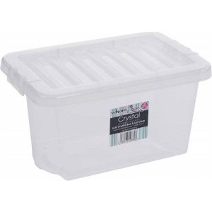 BOX s vekom 6,5L biely WHAM