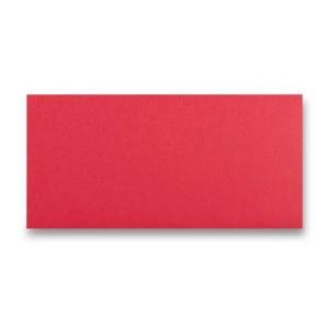 Obálka CF - DL samolepiaca 120g., 20ks/bal. - červená