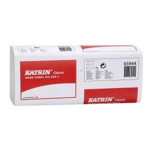 Utierky Katrin Classic ZZ 2 vrst. biele 65944 ka361807