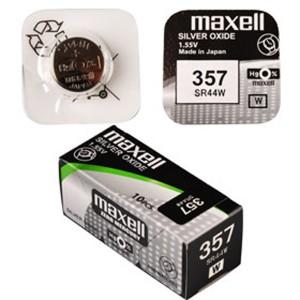 Batéria MAXELL 357/SR44W/V357 1BP Ag gombíková 1ks