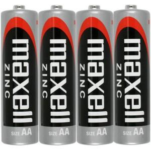 Batéria MAXELL R6 4S AA - 4ks/bal.