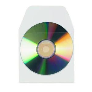 Nelepiace vrecko 3L na CD/DVD s klopou / 25ks  ll10295