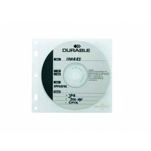 Vrecká na CD/DVD do zakladača 10ks/bal.
