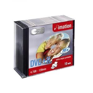 DVD+R Imation, 4,7 GB, 16x slim box  im22374