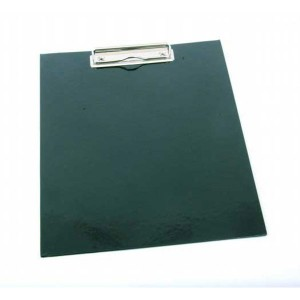 Podložka s klipom lamino čierna EC27601