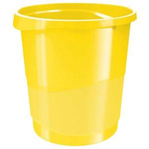 Odpadkový kôš Esselte Europost VIVIDA žltý