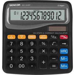Kalkulačka Sencor SEC 353RP - NEDOSTUPNÉ