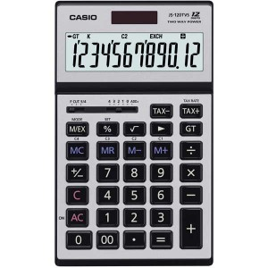 Kalkulačka CASIO JS 120 TVS SR