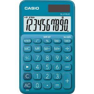 Kalkulačka Casio SL 310 UC BU modrá