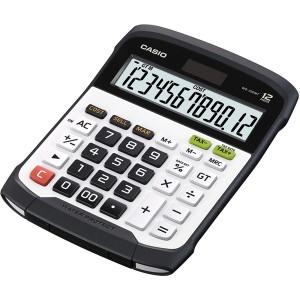Kalkulačka Casio WD 320 MT WATERPROOF - čierna