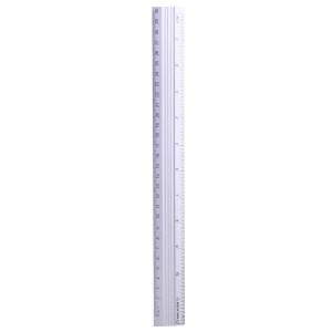 Pravítko hliníkové 30 cm