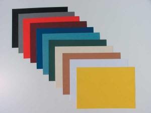 Kartónové obálky delta A4, žltá re274005