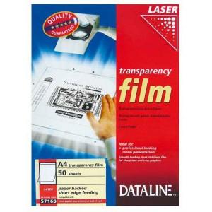 Fólie pre č/b laser tlačiarne bez podkladov. papiera ES57166