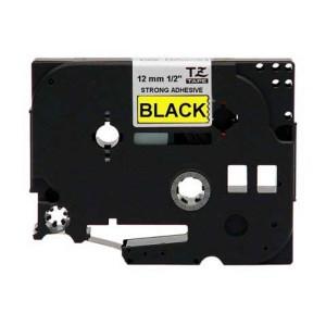Páska TZ-S631 12mm žltá/čierne