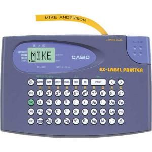Popisovač štítkov Casio KL 60