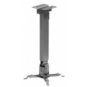 Stropný držiak univerzálny - (430 - 650mm) silver  RF009461