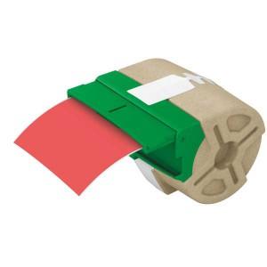 Plastové pásky Leitz Icon Červená, 88 mm