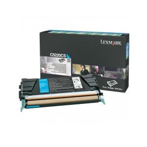 Toner Lexmark C522n C524 Cyan