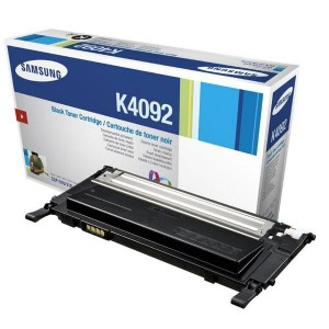 Toner Samsung CLT-K4092S/ELS black