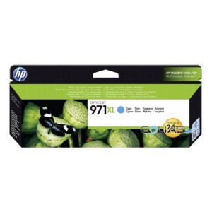Toner HP 971XL cyan 86,5 ml