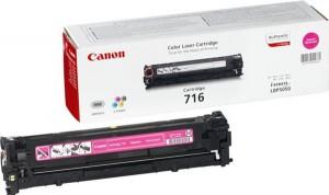 Toner repas HP CB543A magenta/Canon CRG-716M 1978B002AA