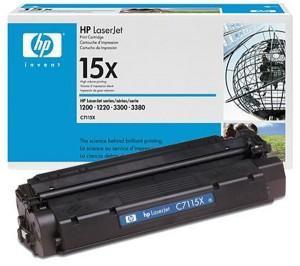 Toner repas HP C7115X